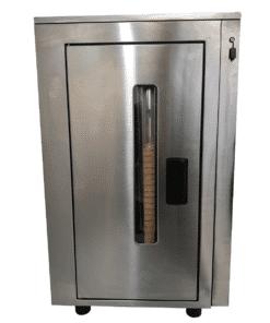 Bradley Smoker Professional P10, 5 Rack, 1000W Electric Smoker, 76L, 31