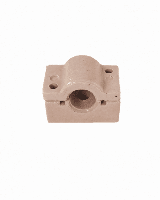 Bradley Smoker Replacement Porcelain Insulator, Front&Back