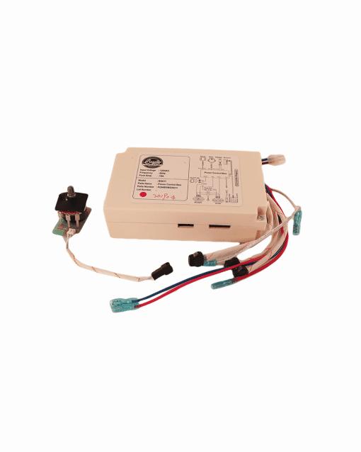 Bradley Smoker Replacement Power Box Assembly 120v